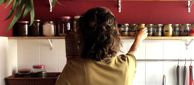Histórias de Casa: conheça a cozinha da Isadora!