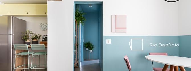 Inspire-se nas cores da primavera e dê um up na decoração.