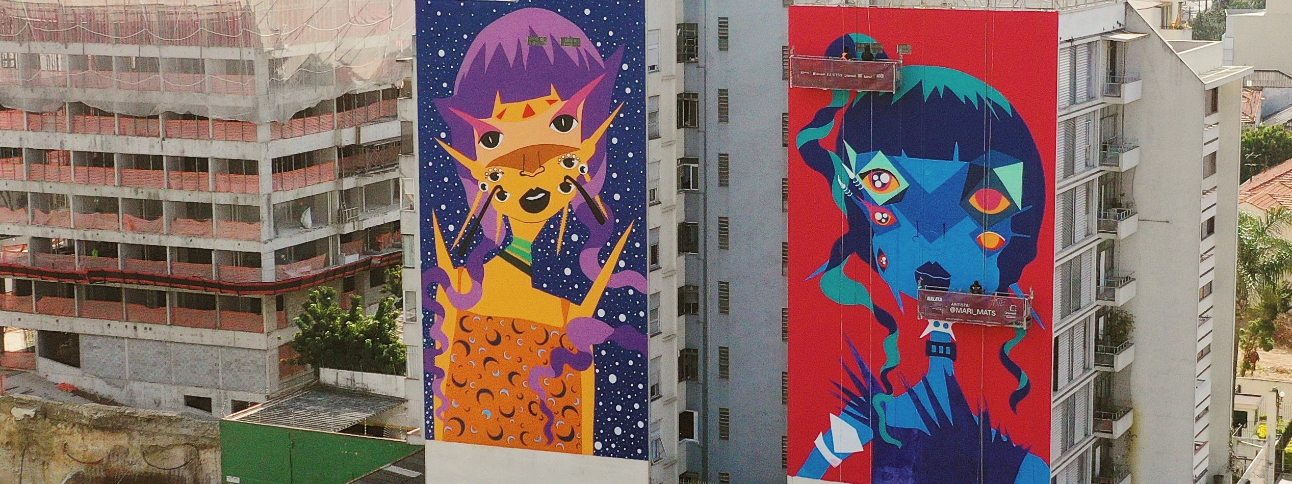 O festival de arte urbana nas paredes de São Paulo