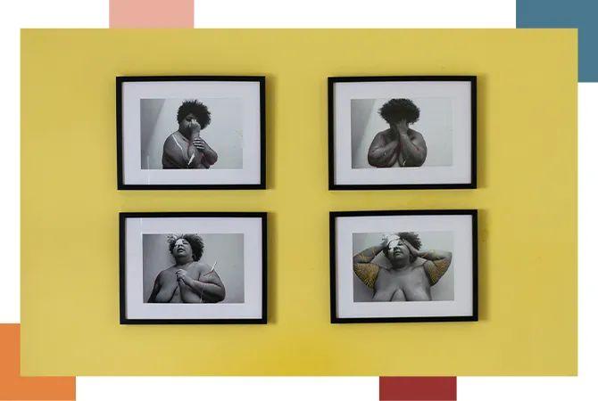 Histórias de Casa: casa de fotógrafa e um autorretrato