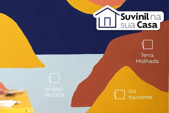 Suvinil e Histórias de Casa: transforme a casa só com tinta