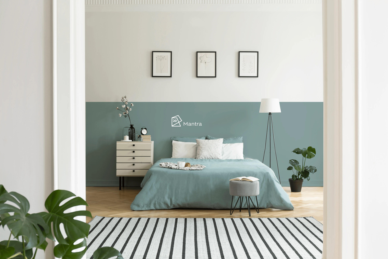 8 Cores para o quarto ficar mais confortável