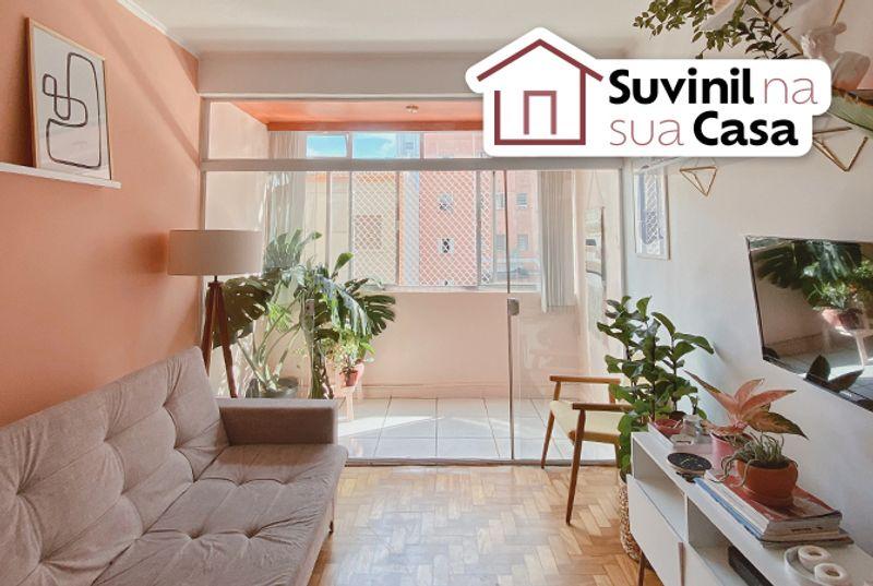 Conheça o apartamento de Lari Cunegundes decorado com tons terrosos!