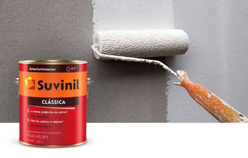 Saiba como pintar áreas externas com o melhor custo-benefício