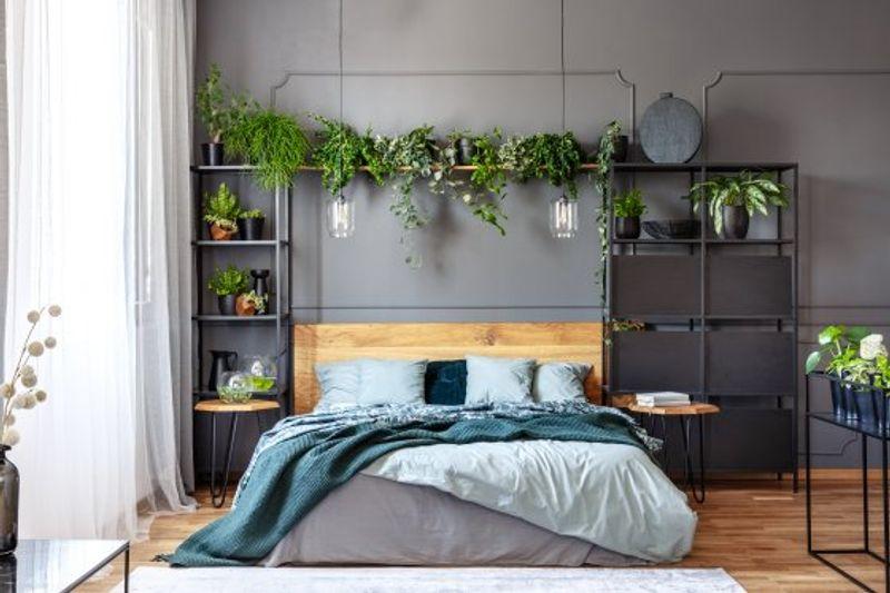 Como usar o impermeabilizante para parede antes de receber o jardim vertical
