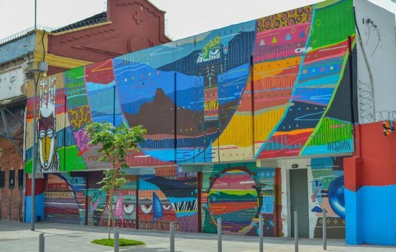 Suvinil faz parceria com Museu de Arte Urbana do Porto