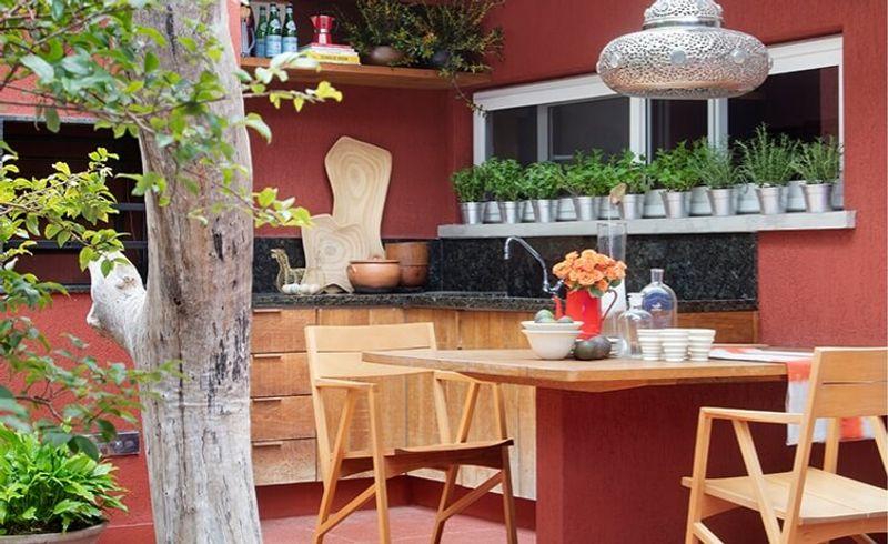 Com projeto de Paulo Alves, a casa da Regina inspira mudanças
