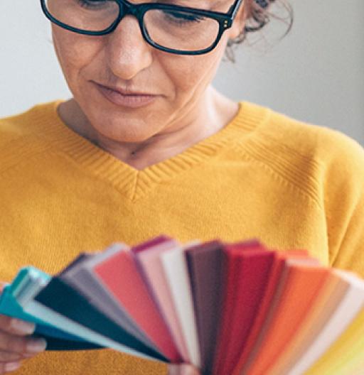 Ferramentas de cores