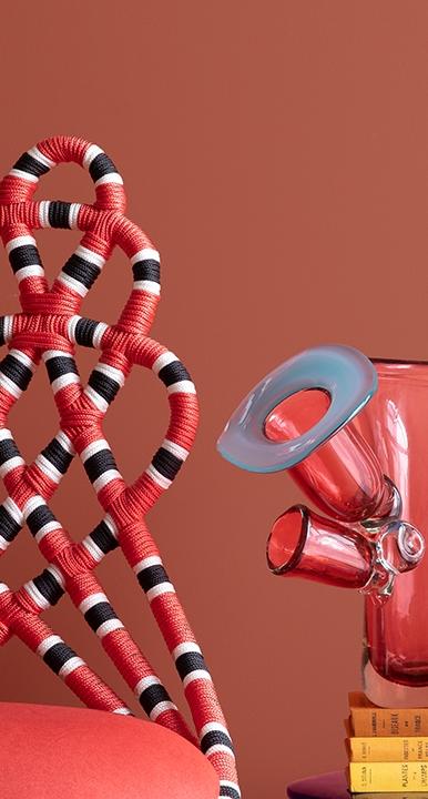 cores intensas e vibrantes suvinil barro vermelho amarronzado