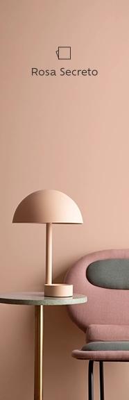 Tons de rosa: cores claras e suaves para decorar.